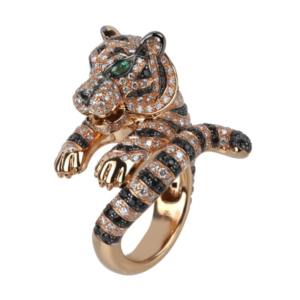 trend of the week animal themed jewellery fashion blues