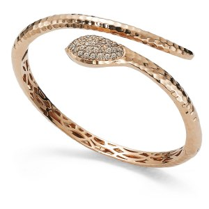 bracciale-snake-oro-rosa-diamanti-brown02