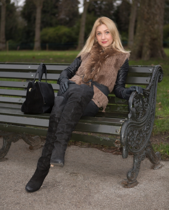 winter waistcoat