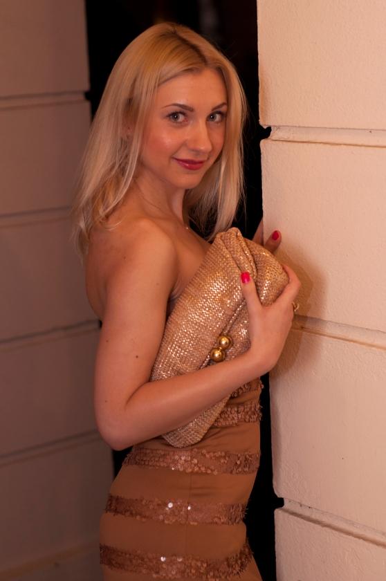 nude sequin dress 6