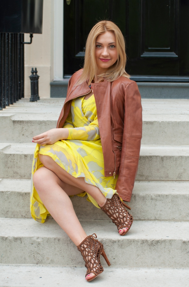 yellow dress 11