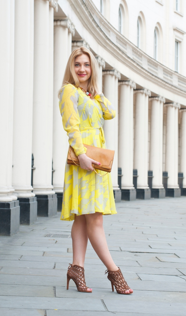 yellow dress 4