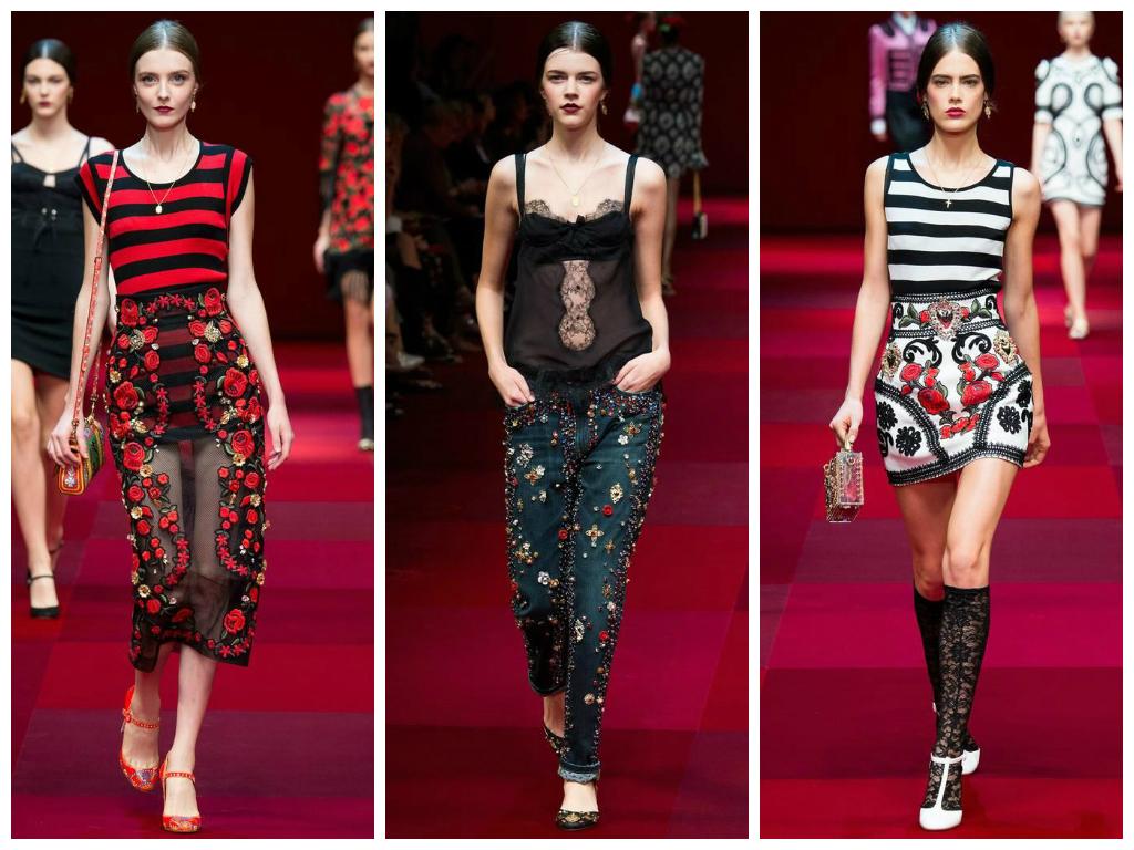 Dolce & Gabbana ss15