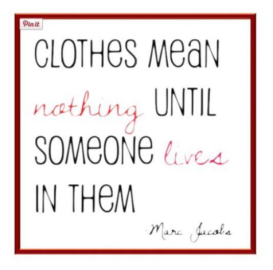marc jacobs - clothes