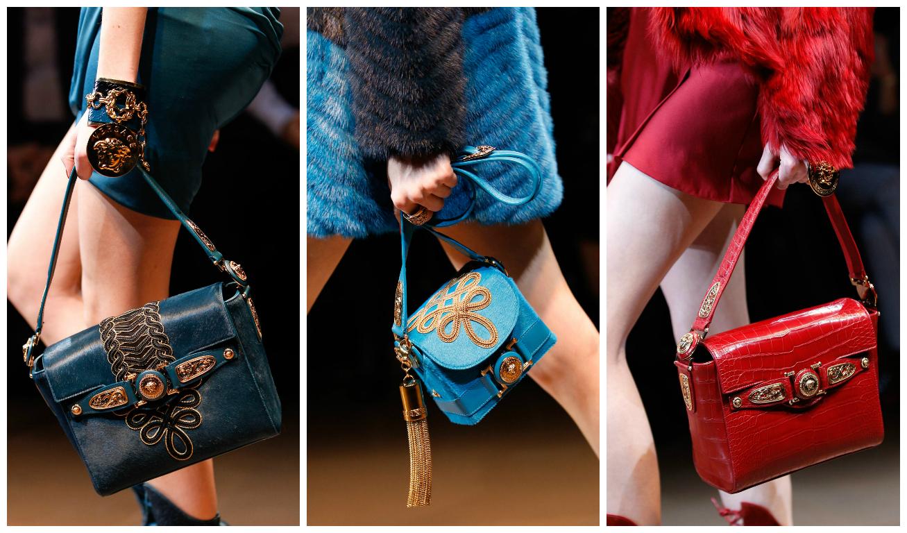 Watch Fall Winter 2014-2015 Handbag Trends video