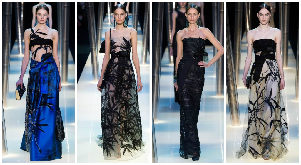 armani prive -evening wear